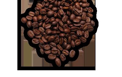 Kávová zrna Cafe Legenda Kladno