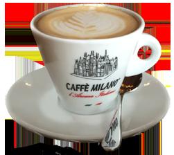 Café Legenda Kladno snidaně šálek kávy